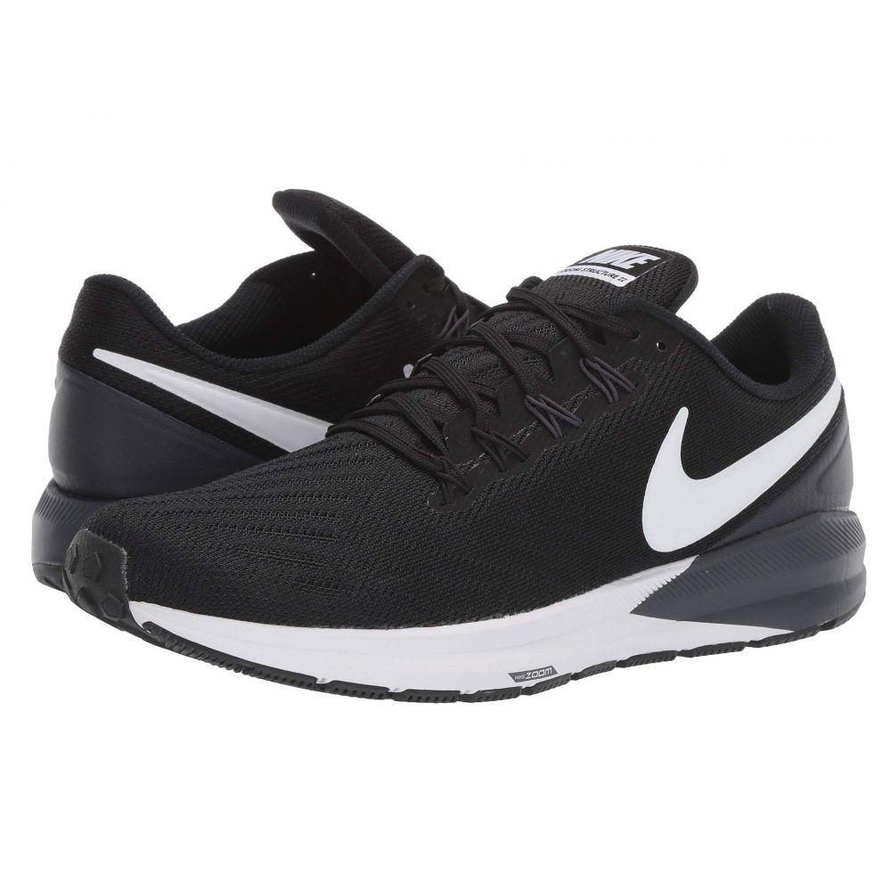 ナイキ Nike メンズ ランニング・ウォーキング エアズーム シューズ・靴【Air Zoom Structure 22】Black/White/Gridiron