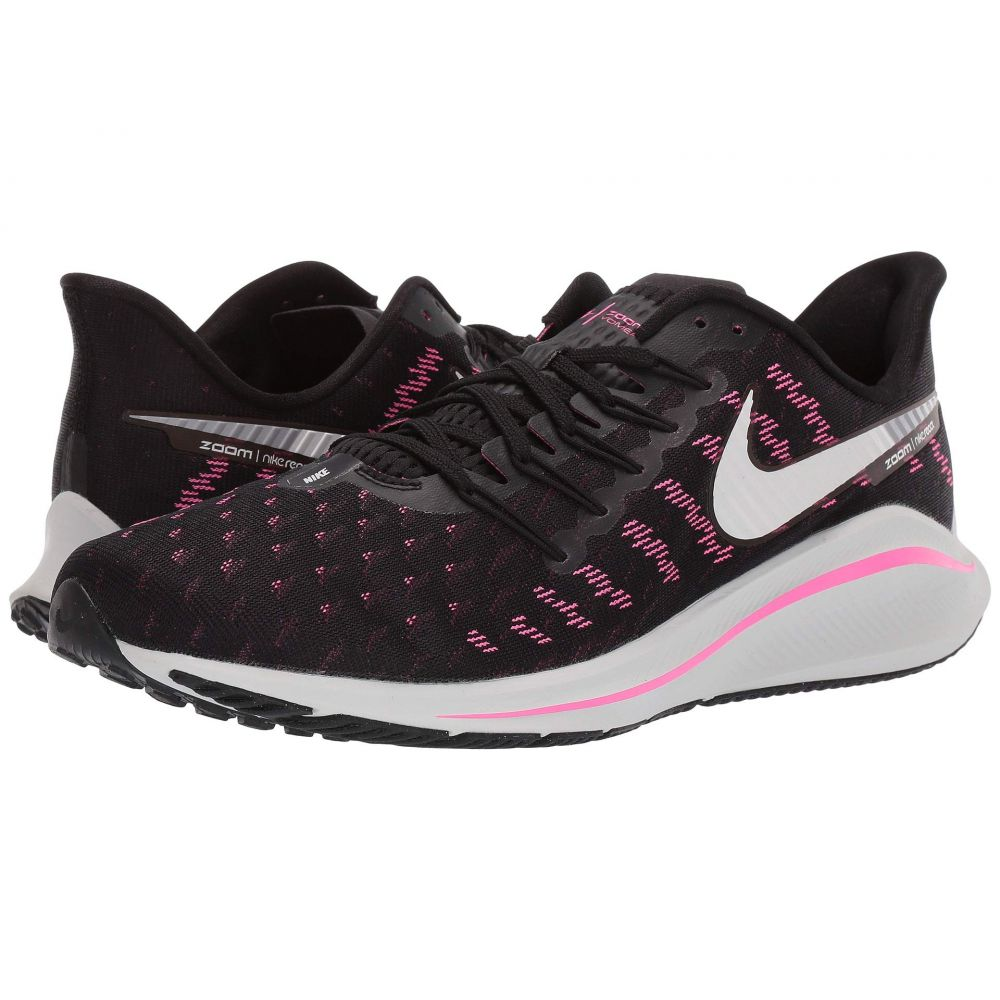 ナイキ Nike メンズ ランニング・ウォーキング エアズーム シューズ・靴【Air Zoom Vomero 14】Black/Platinum Tint/Pink Blast