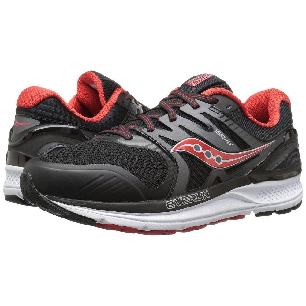 サッカニー Saucony メンズ ランニング・ウォーキング シューズ・靴【Redeemer ISO 2】Grey/Black/Red
