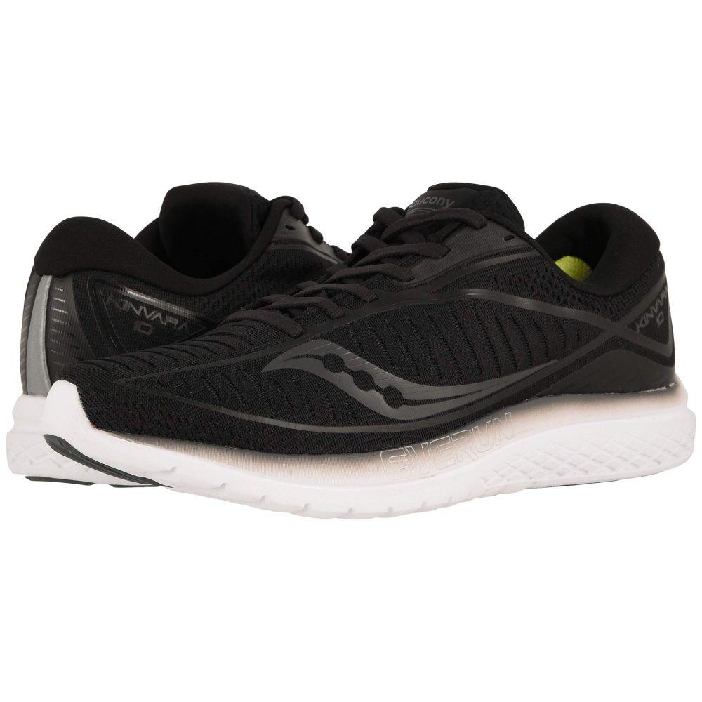 サッカニー Saucony メンズ ランニング・ウォーキング シューズ・靴【Kinvara 10】Black