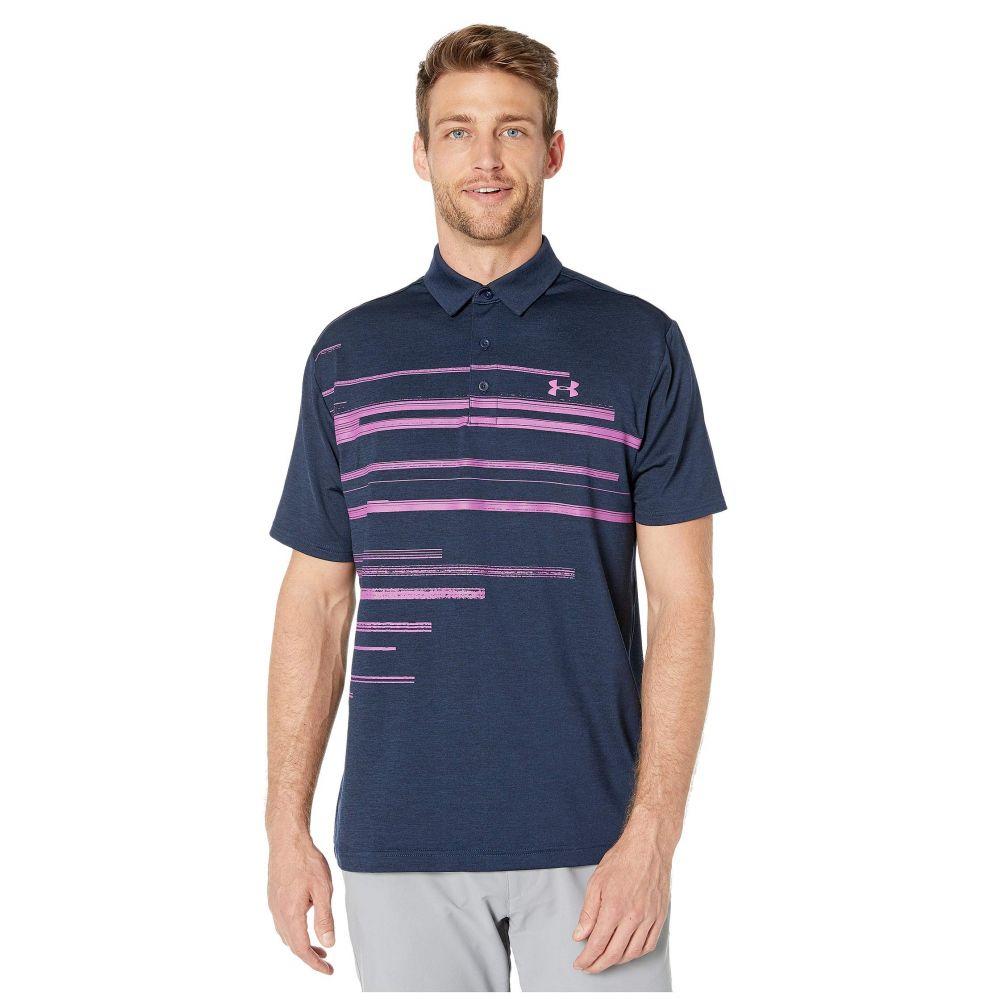アンダーアーマー Under Armour Golf メンズ ポロシャツ トップス【Playoff Polo 2.0】Academy/Optic Purple