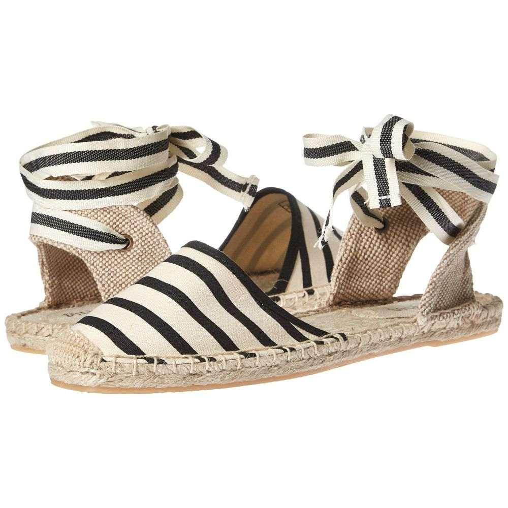 ソルドス Soludos レディース サンダル・ミュール シューズ・靴【Classic Sandal】Natural Black