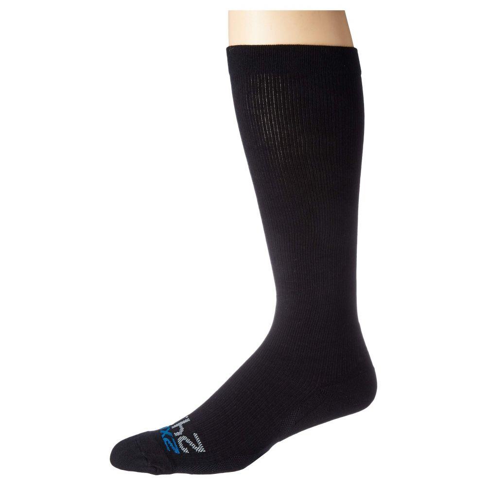 ツータイムズユー 2XU レディース ソックス インナー・下着【24/7 Compression Socks】Black/Black