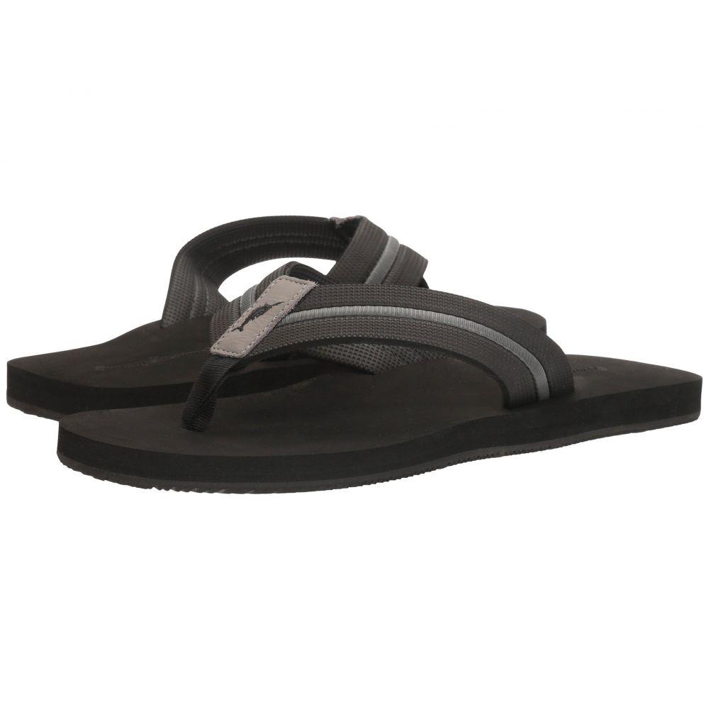 トミー バハマ Tommy Bahama メンズ ビーチサンダル シューズ・靴【Taheeti】Black