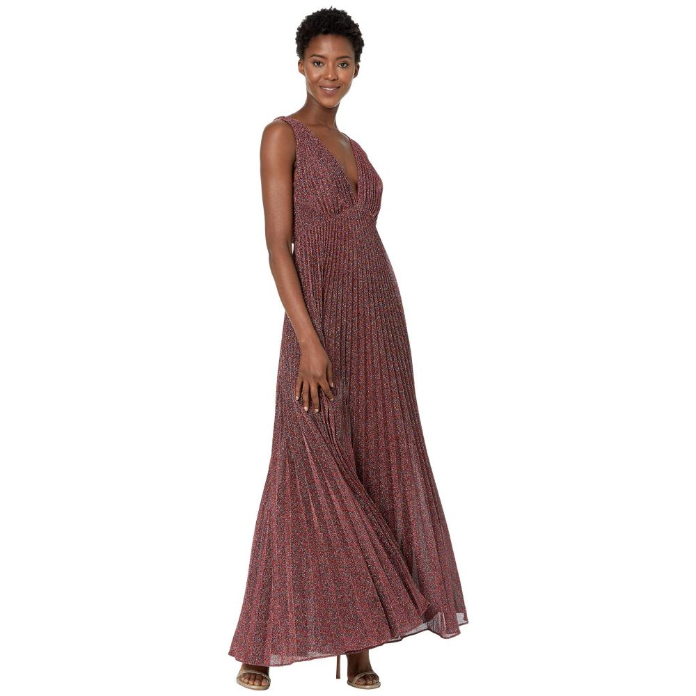 ジル スチュアート JILL JILL STUART レディース ワンピース ワンピース・ドレス【Metallic Pleated Dress】Multi Metallic