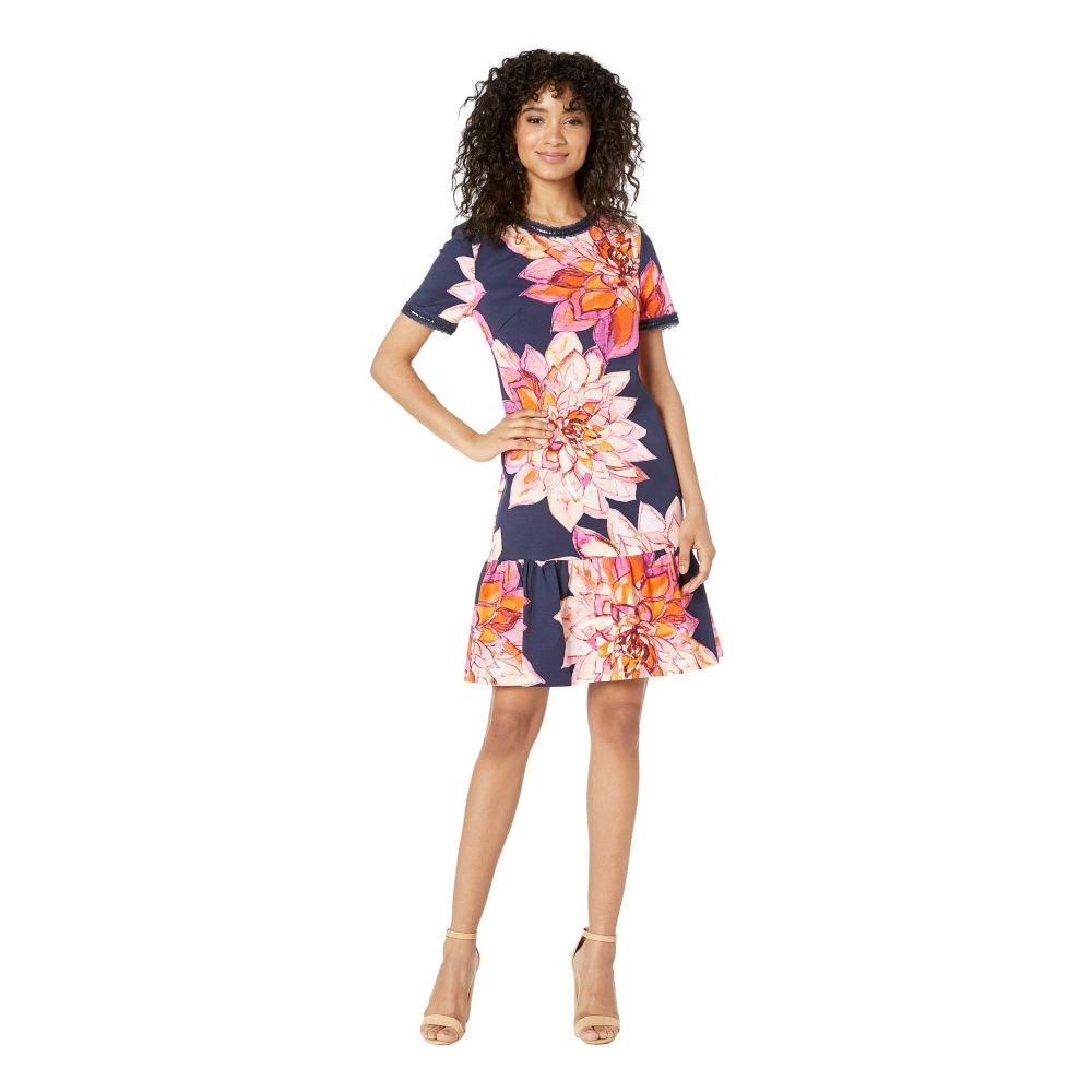 トリーナ ターク Trina Turk レディース ワンピース ワンピース・ドレス【Coast Dress】Indigo