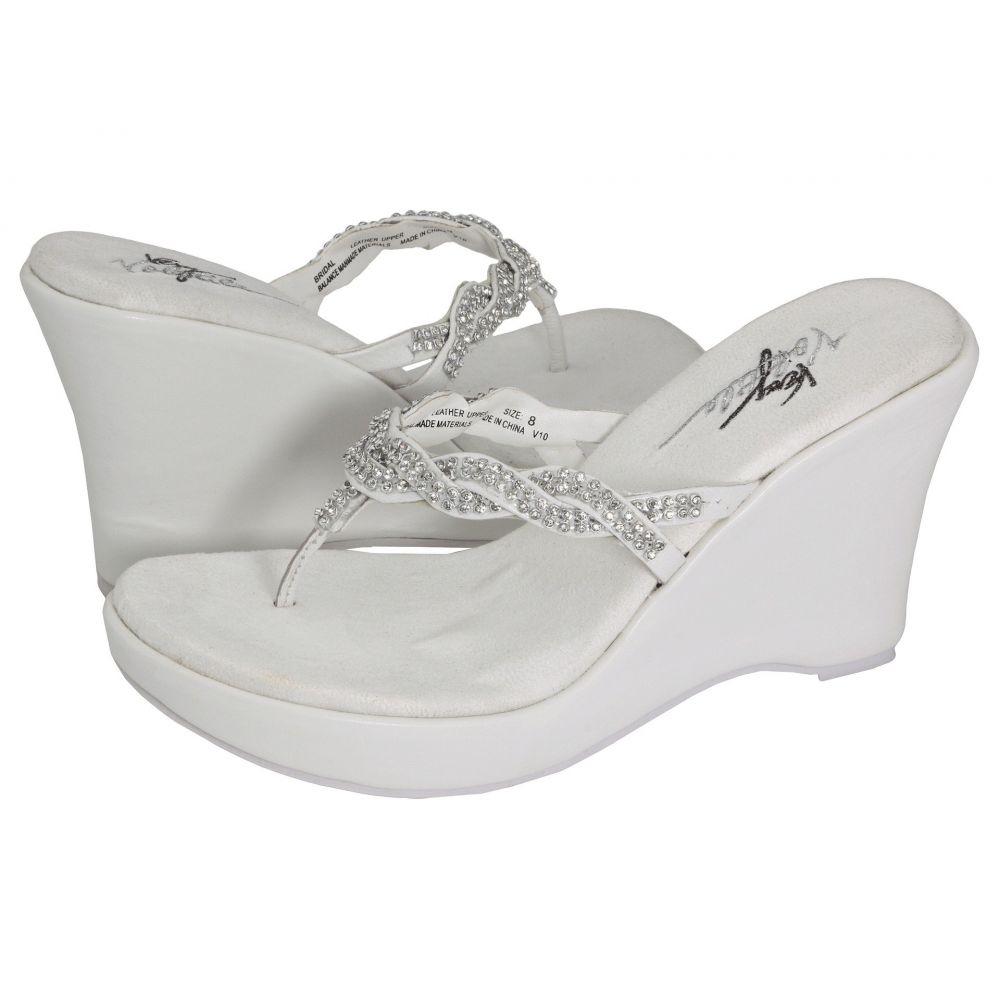 ボラティル VOLATILE レディース ヒール シューズ・靴【Bridal】White