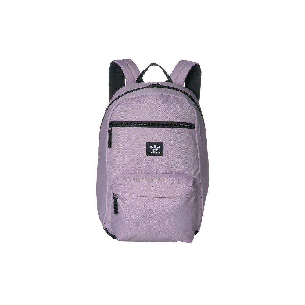アディダス adidas Originals レディース バックパック・リュック バッグ【Originals National Backpack】Soft Vision Purple