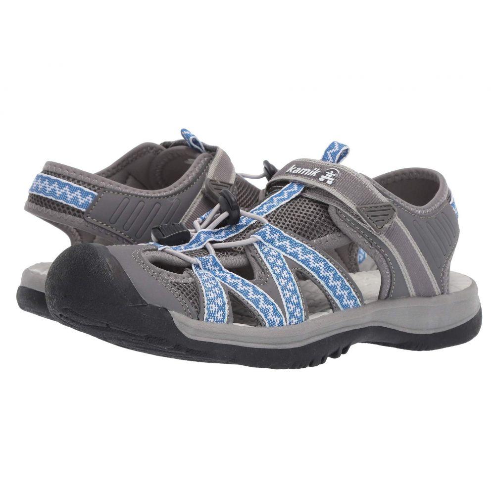 カミック Kamik レディース サンダル・ミュール シューズ・靴【Islander2】Grey