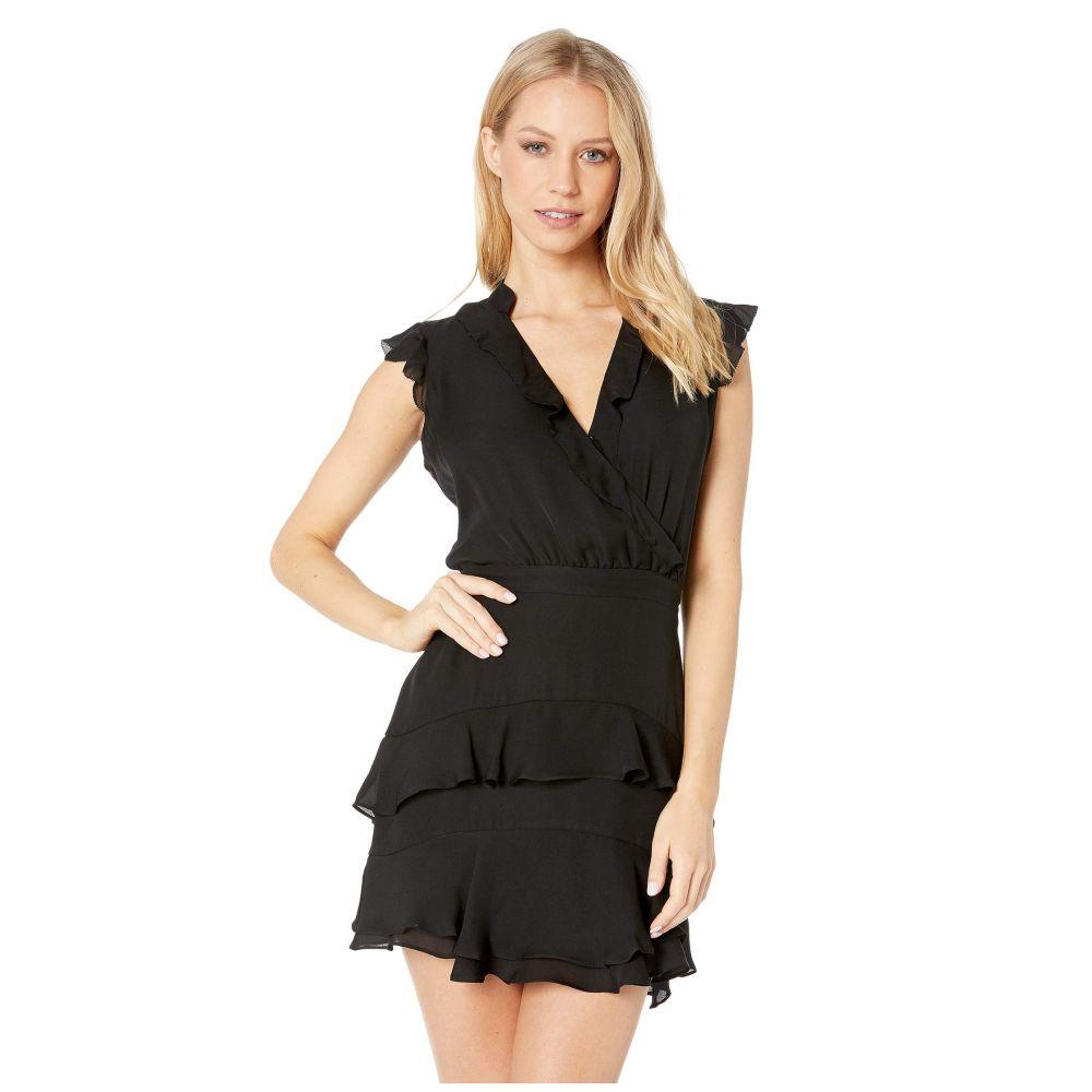 パーカー Parker レディース ワンピース ワンピース・ドレス【Tangia Dress】Black