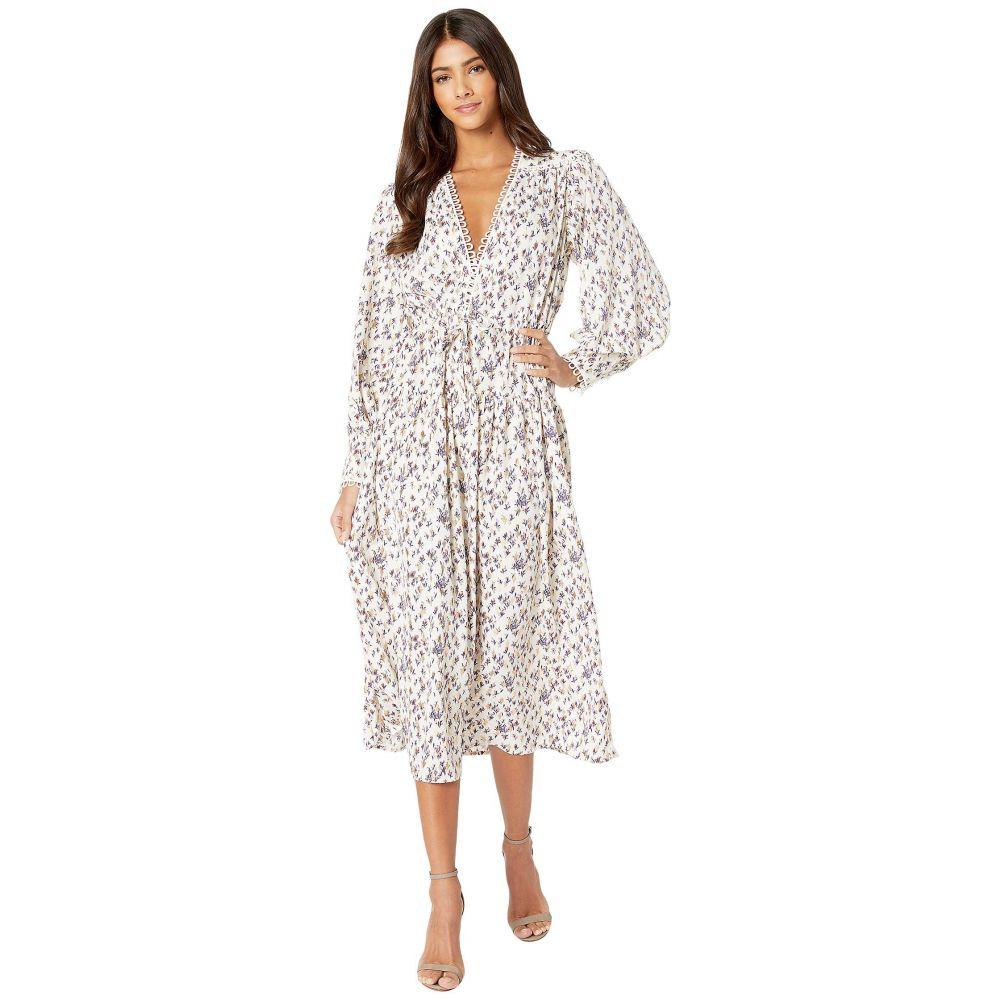 サビーナ ムサエフ Sabina Musayev レディース ワンピース ワンピース・ドレス【Midori Dress】Printed Ivory