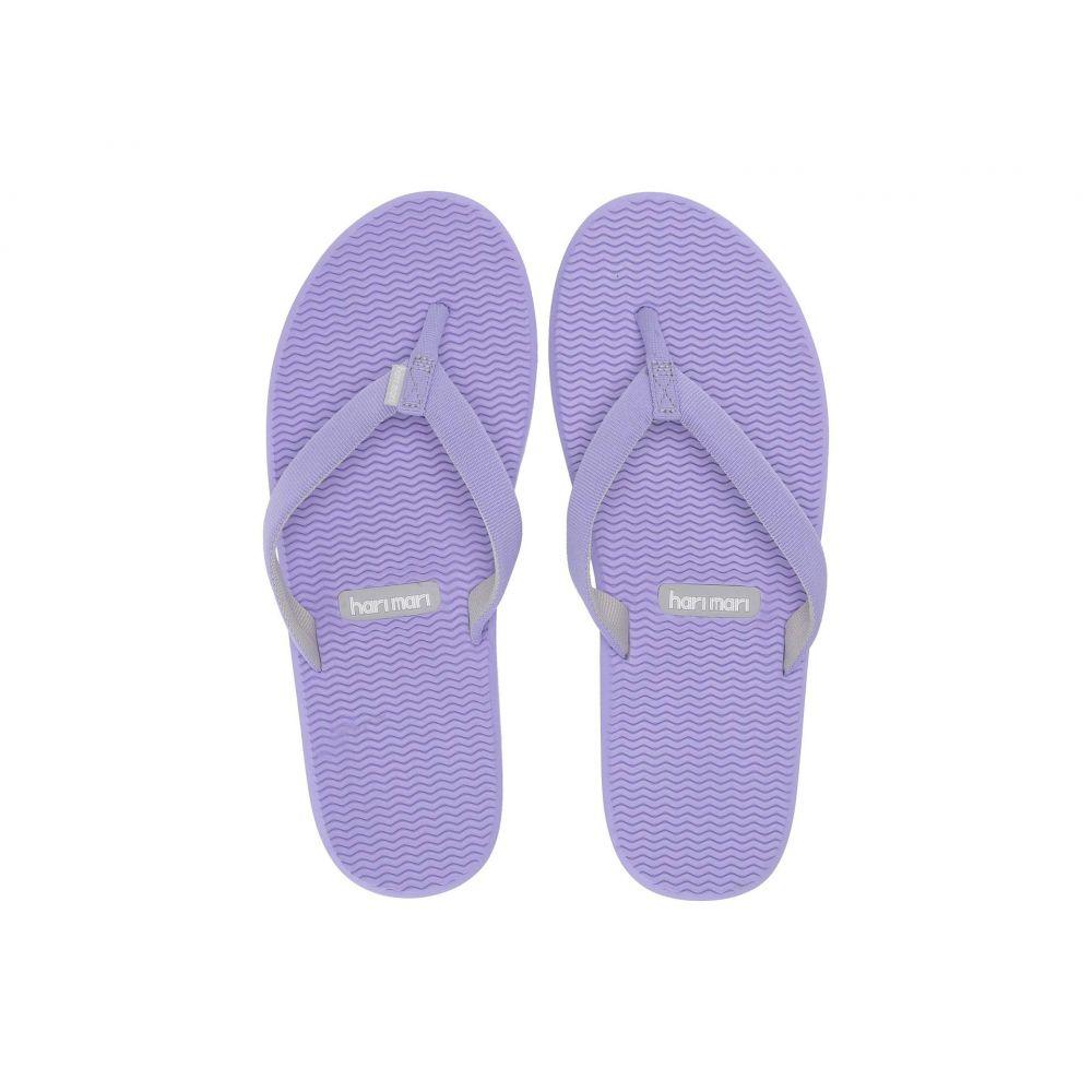 ハリマリ hari mari レディース ビーチサンダル シューズ・靴【Dunes】Violet