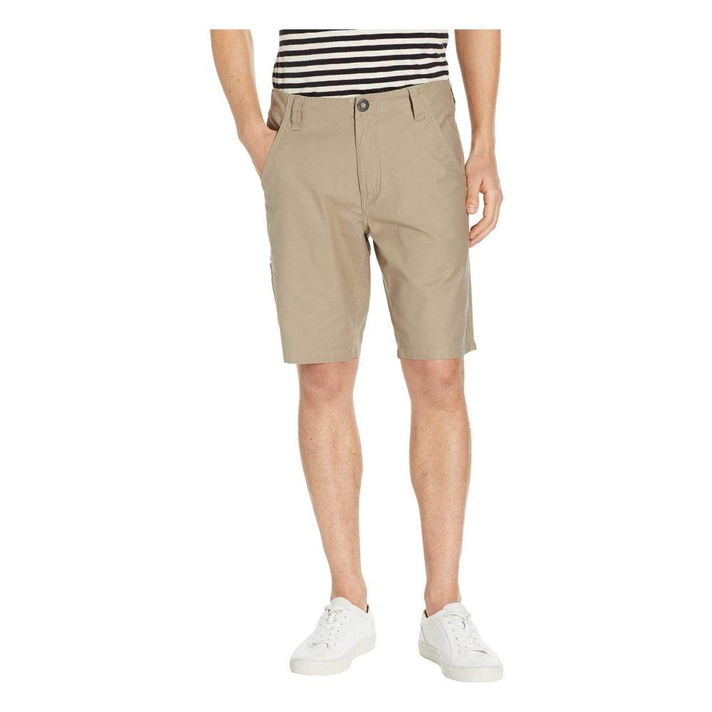 ボルコム Volcom メンズ ショートパンツ ボトムス・パンツ【Riser Shorts】Beige