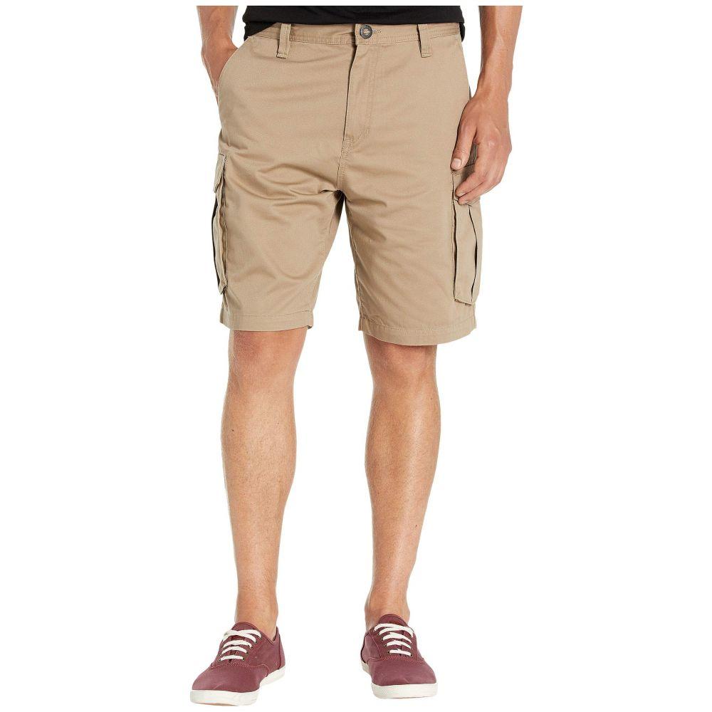 ボルコム Volcom メンズ ショートパンツ カーゴ ボトムス・パンツ【Bevel 20' Cargo Shorts】Khaki