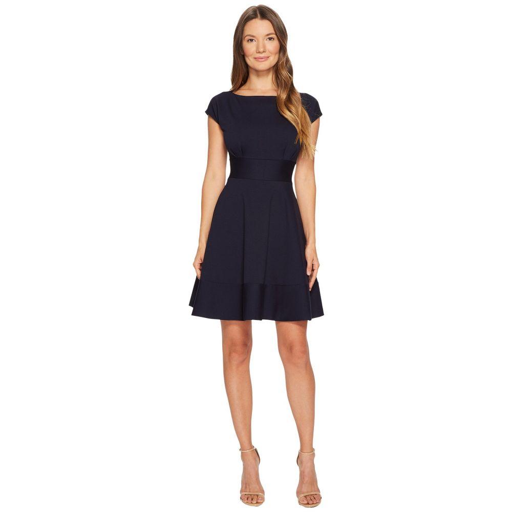ケイト スペード Kate Spade New York レディース ワンピース ワンピース・ドレス【Ponte Fiorella Dress】Rich Navy