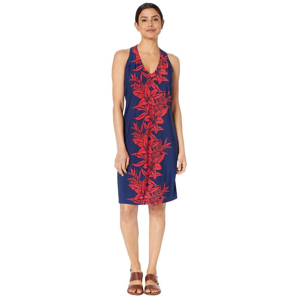 トミー バハマ Tommy Bahama レディース ワンピース ワンピース・ドレス【Flower of Pisa Short Dress】Island Navy