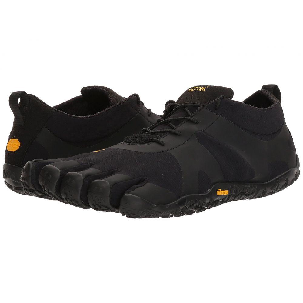 ビブラムファイブフィンガーズ メンズ ランニング・ウォーキング シューズ・靴 Black 【サイズ交換無料】 ビブラムファイブフィンガーズ Vibram FiveFingers メンズ ランニング・ウォーキング シューズ・靴【V-Alpha】Black
