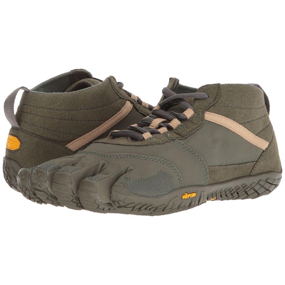 ビブラムファイブフィンガーズ Vibram FiveFingers メンズ ランニング・ウォーキング シューズ・靴【V-Trek】Military/Dark Grey