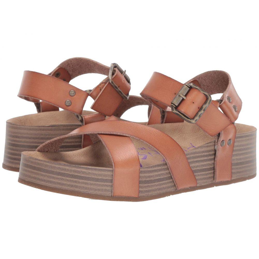 ブローフィッシュ Blowfish レディース サンダル・ミュール シューズ・靴【Makara】Arabian Sand Dyecut PU