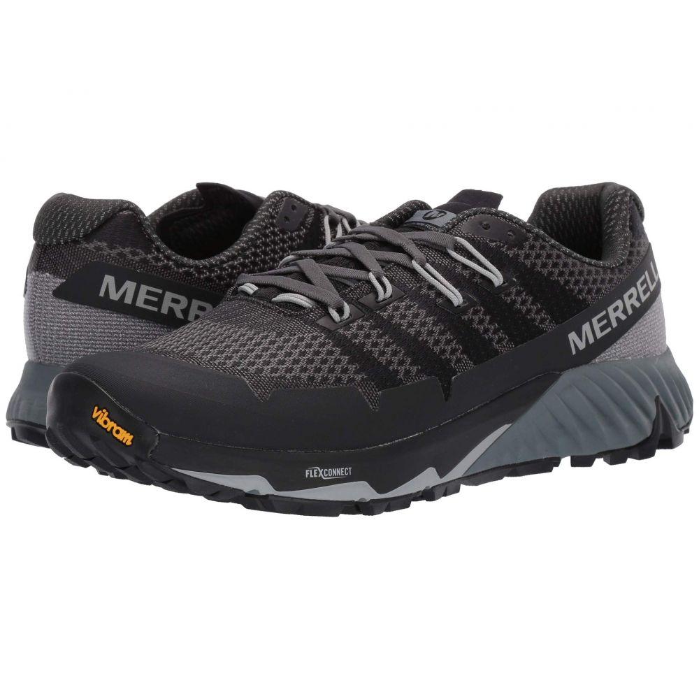 メレル Merrell メンズ ランニング・ウォーキング シューズ・靴【Agility Peak Flex 3】Black