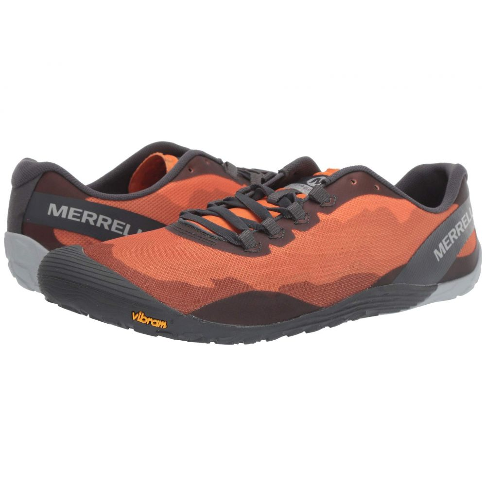 メレル Merrell メンズ ランニング・ウォーキング シューズ・靴【Vapor Glove 4】Granite/Exuberance