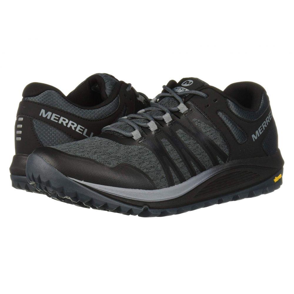 メレル Merrell メンズ ランニング・ウォーキング シューズ・靴【Nova】Black