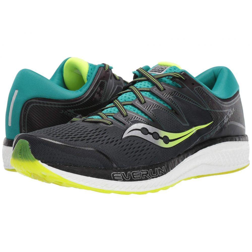 サッカニー Saucony メンズ ランニング・ウォーキング シューズ・靴【Hurricane ISO 5】Green/Teal