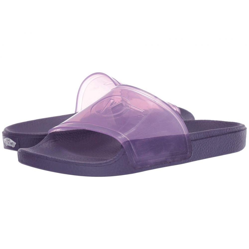 ヴァンズ Vans レディース サンダル・ミュール シューズ・靴【Zoe Slide-On】Violet Indigo
