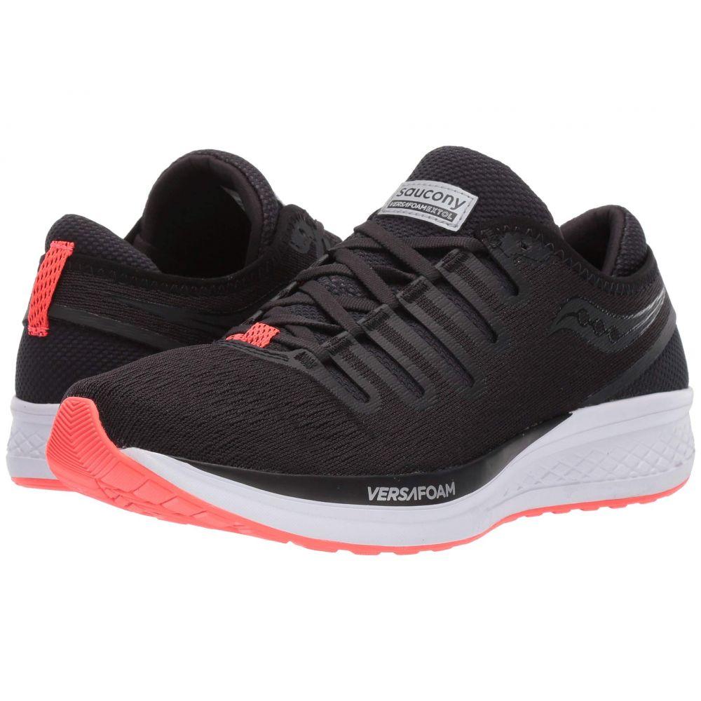サッカニー Saucony メンズ ランニング・ウォーキング シューズ・靴【Versafoam Extol】Black/Red