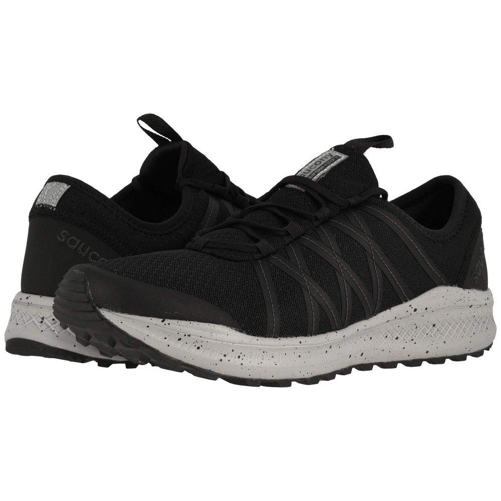 サッカニー Saucony メンズ ランニング・ウォーキング シューズ・靴【Versafoam Shift】Black/Charcoal