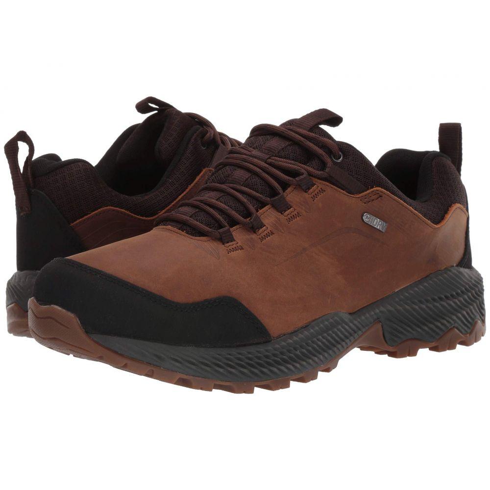 メレル Merrell メンズ ランニング・ウォーキング シューズ・靴【Forestbound Waterproof】Merrell Tan