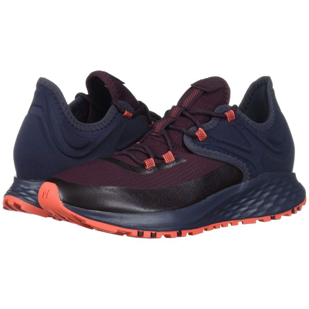 ニューバランス New Balance メンズ ランニング・ウォーキング シューズ・靴【Fresh Foam Roav Trail】Henna/Outerspace Textile