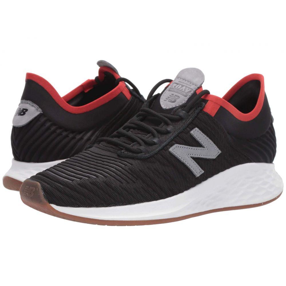 ニューバランス New Balance メンズ ランニング・ウォーキング シューズ・靴【Fresh Foam Roav Fusion】Black/Steel Textile