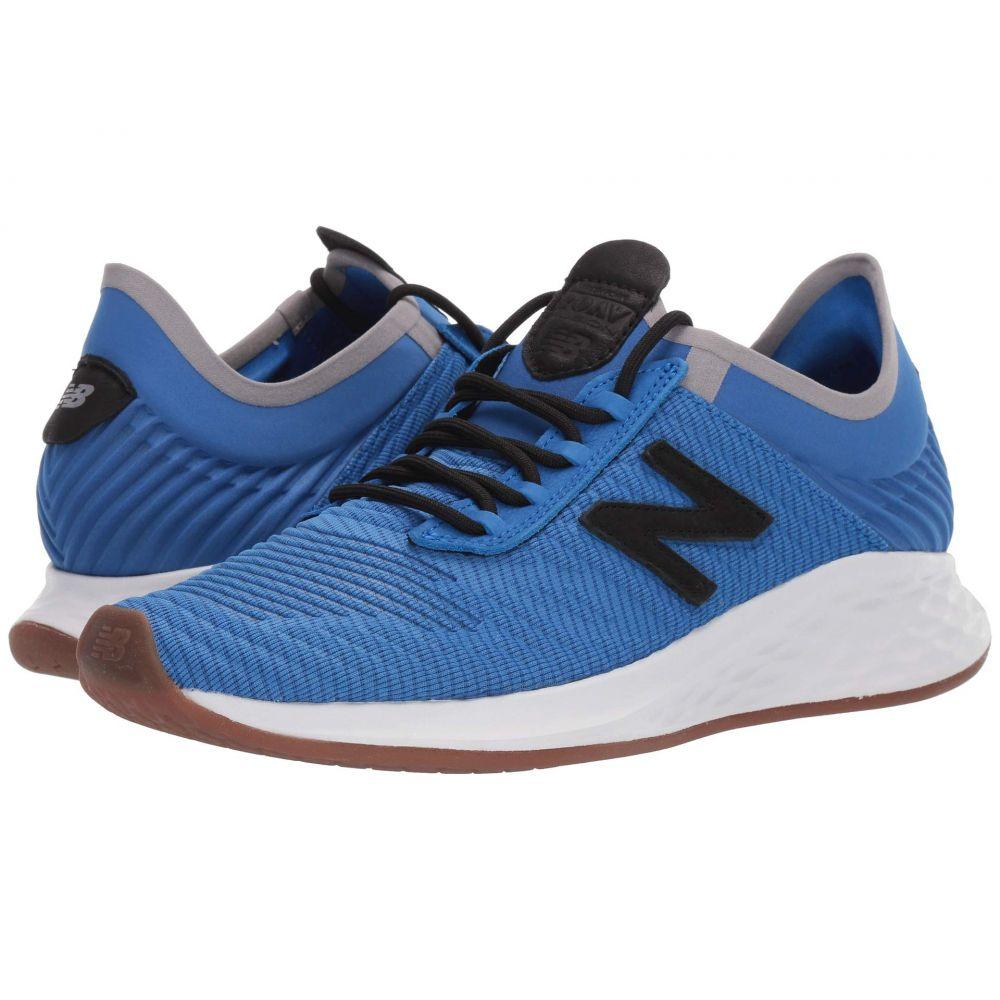 ニューバランス New Balance メンズ ランニング・ウォーキング シューズ・靴【Fresh Foam Roav Fusion】Vivid Cobalt/Black Textile