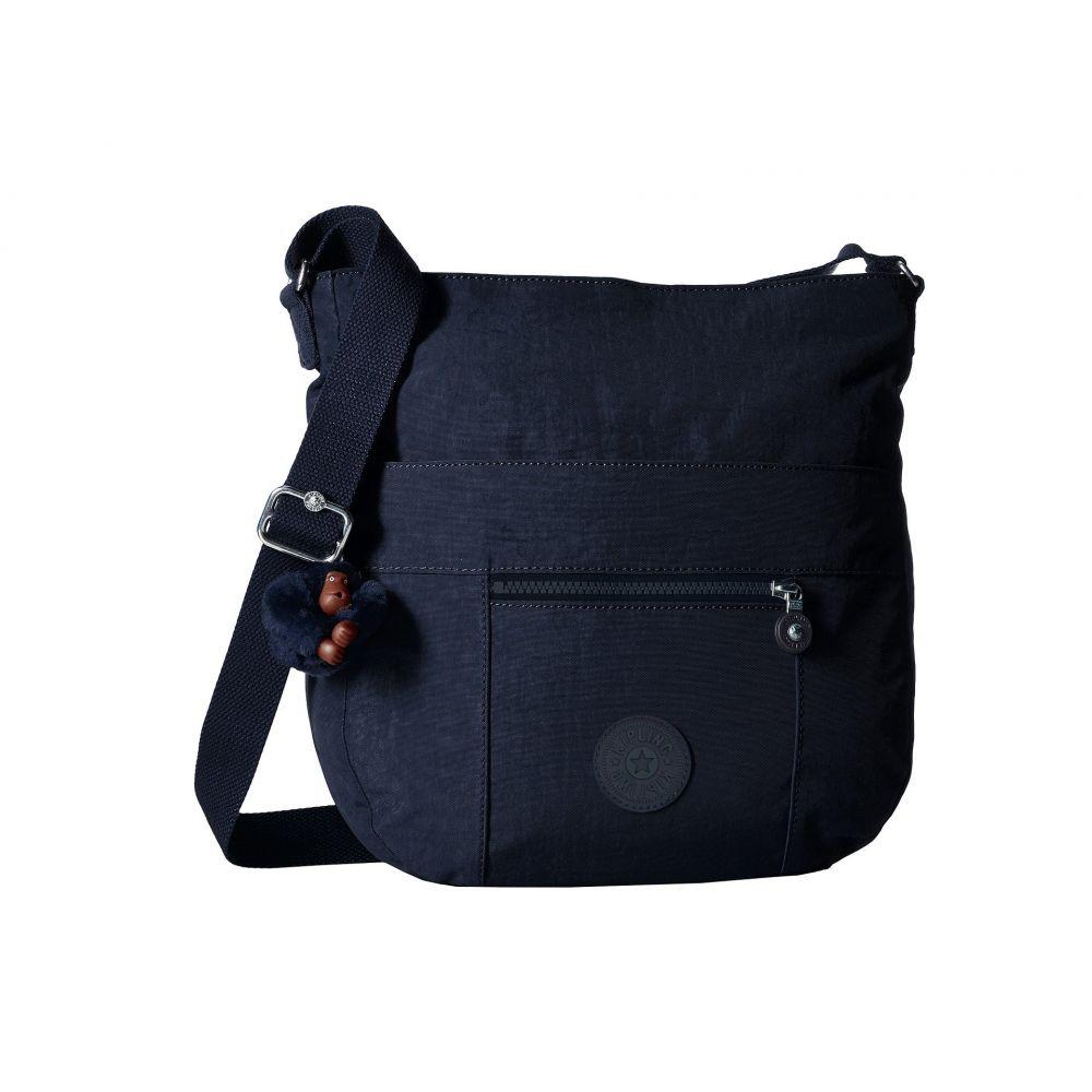 キプリング Kipling レディース ショルダーバッグ バッグ【Bailey Saddle Bag Handbag】True Blue