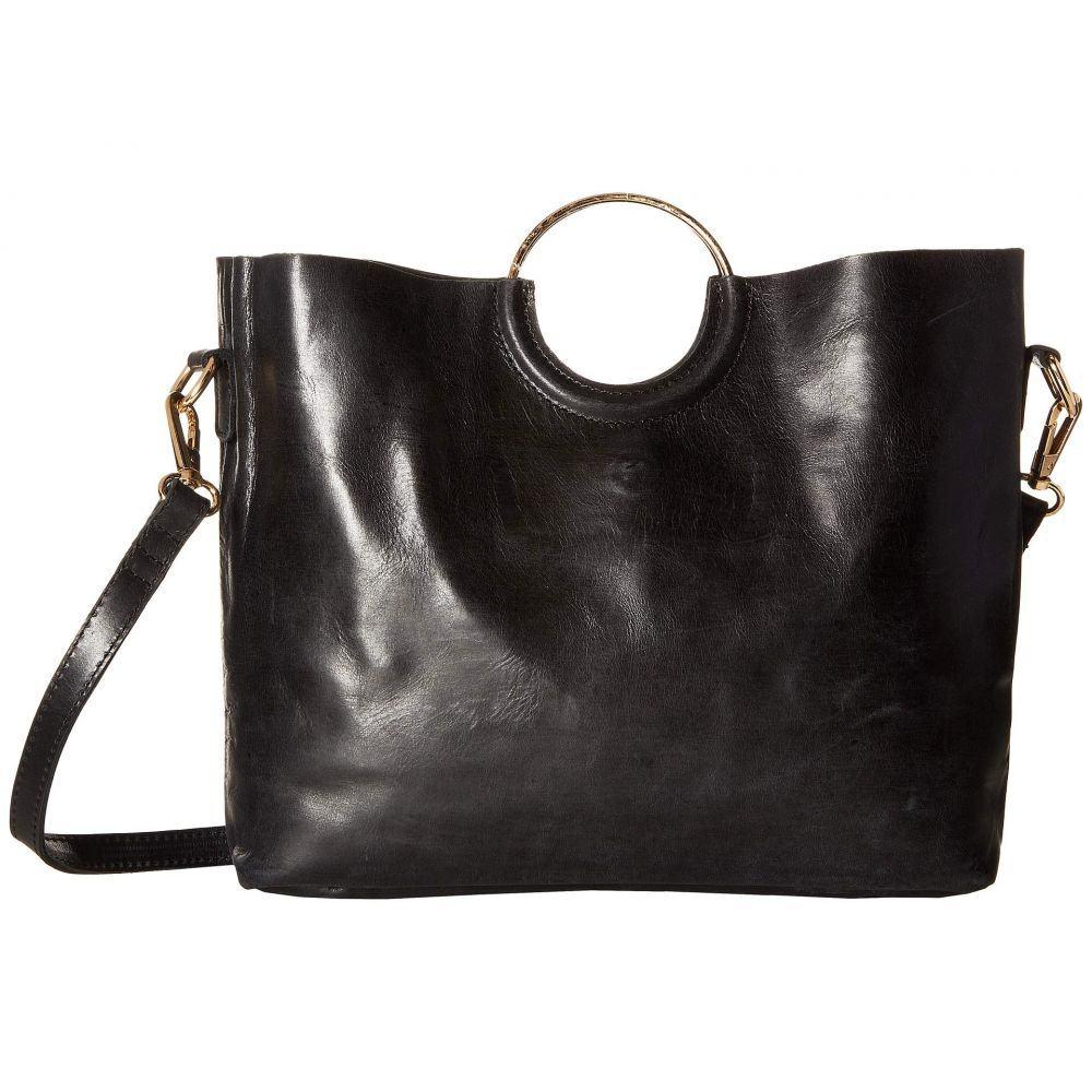 エイブル ABLE レディース ショルダーバッグ バッグ【Fozi Handbag】Black