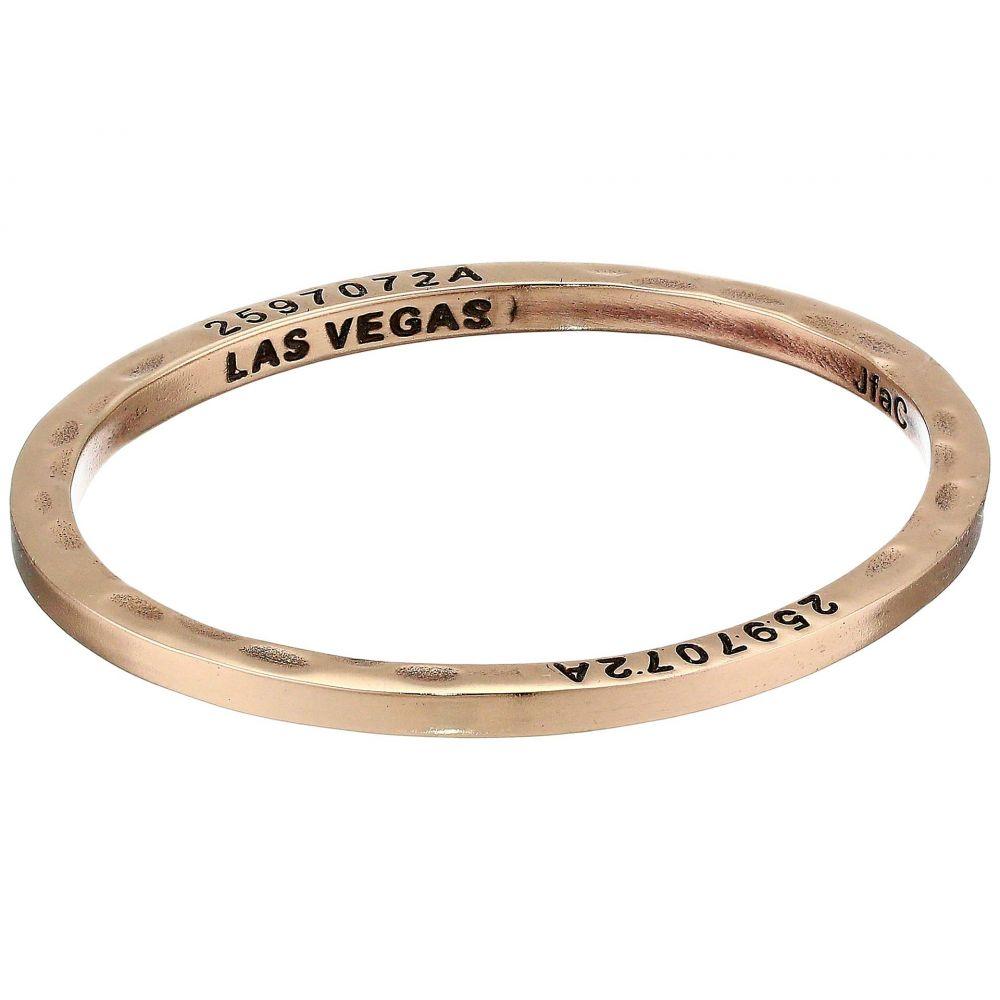 キャリバー コレクション Caliber Collection レディース ブレスレット バングル ジュエリー・アクセサリー【Las Vegas Brass Bangle】Brass