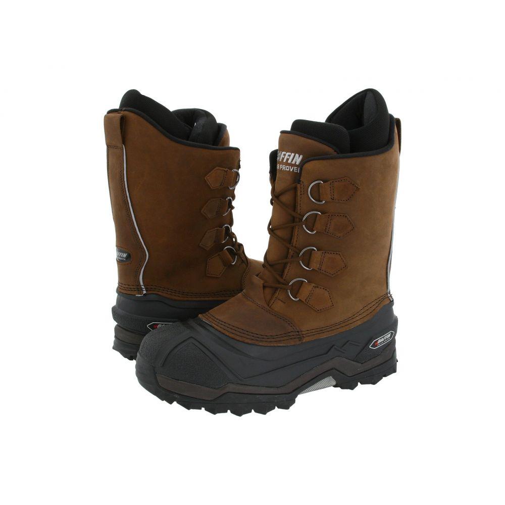 バフィン Baffin メンズ ブーツ シューズ・靴【Control Max】Worn Brown