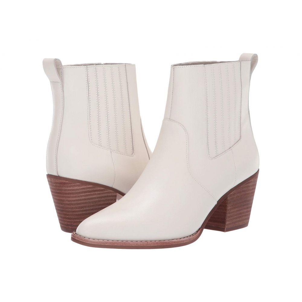 ジェイクルー レディース シューズ・靴 ブーツ Ivory 【サイズ交換無料】 ジェイクルー J.Crew レディース ブーツ チェルシーブーツ ウエスタンブーツ シューズ・靴【Leather Chelsea Western Boot】Ivory