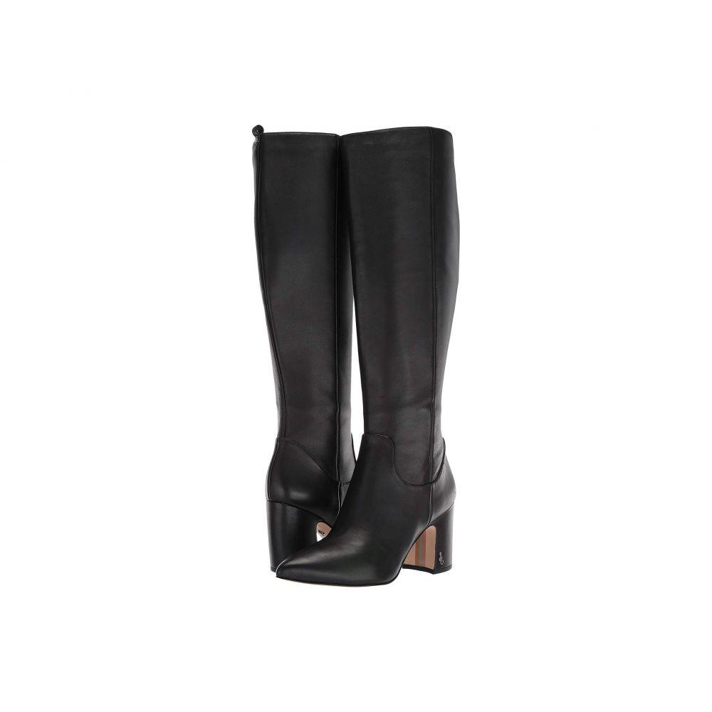 サム エデルマン Sam Edelman レディース ブーツ シューズ・靴【Hai】Black Modena Calf Leather