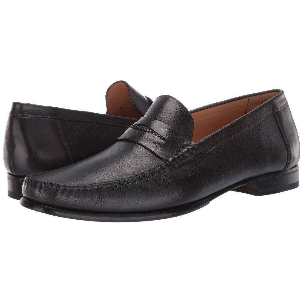 メツラン Mezlan メンズ ローファー シューズ・靴【Malaga】Black
