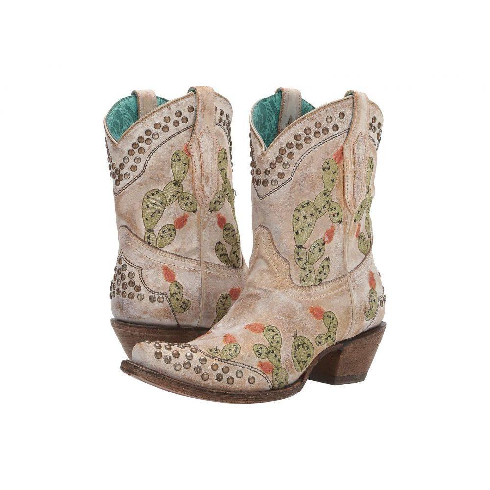 コラル Corral Boots レディース ブーツ シューズ・靴【C3498】Saddle