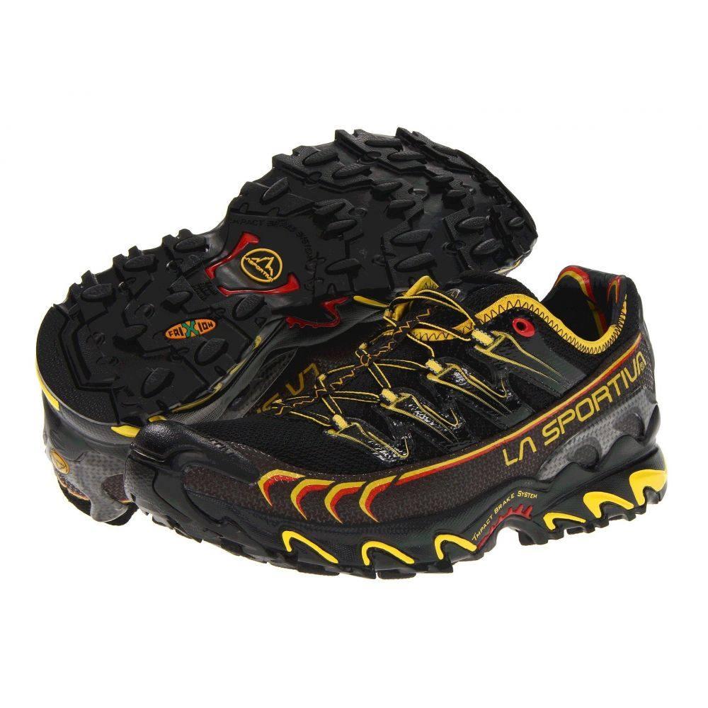 ラスポルティバ La Sportiva メンズ ランニング・ウォーキング シューズ・靴【Ultra Raptor】Black/Yellow