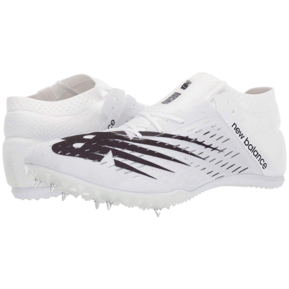 ニューバランス New Balance メンズ ランニング・ウォーキング シューズ・靴【MD800v6】White/Black