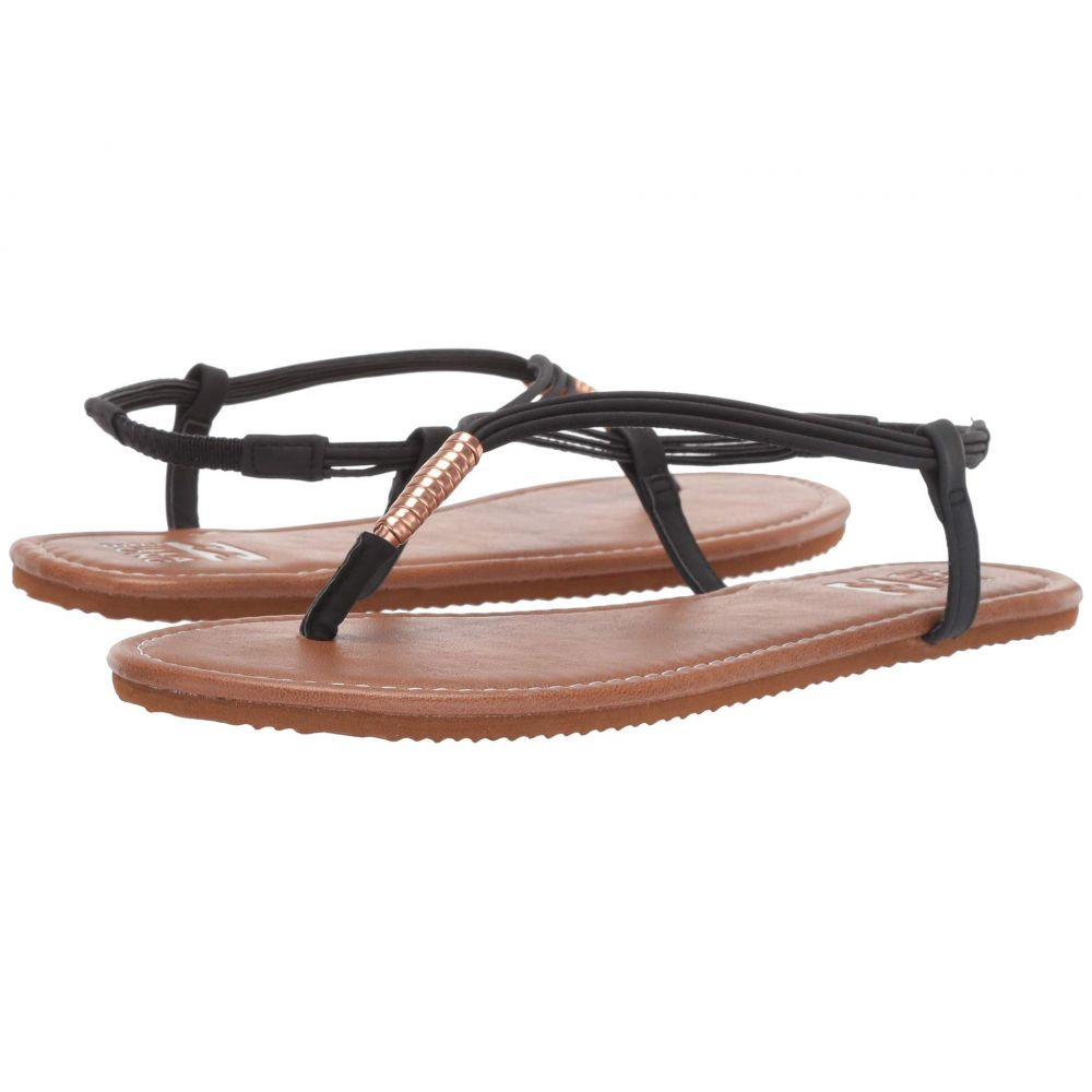 ビラボン Billabong レディース サンダル・ミュール シューズ・靴【Strand Walk】Off-Black