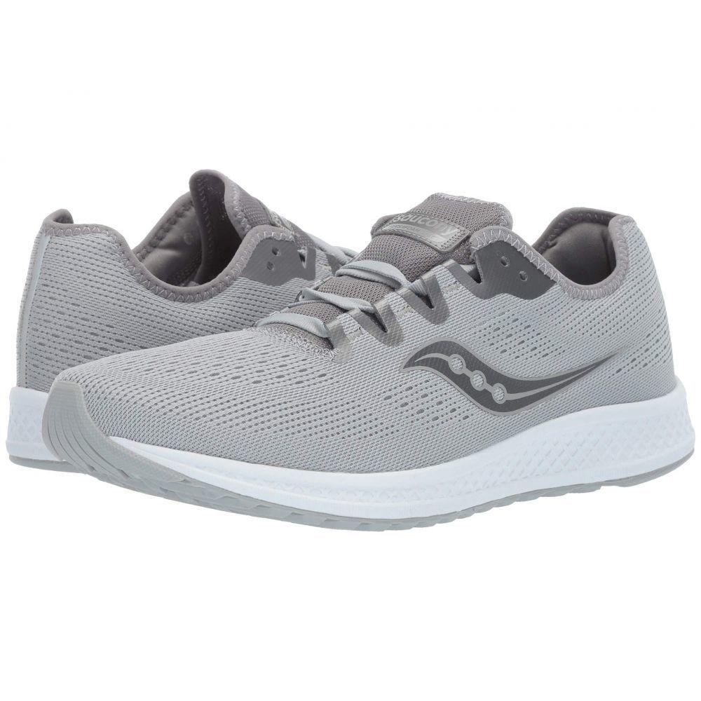 サッカニー Saucony メンズ ランニング・ウォーキング シューズ・靴【Versafoam Flare】Grey
