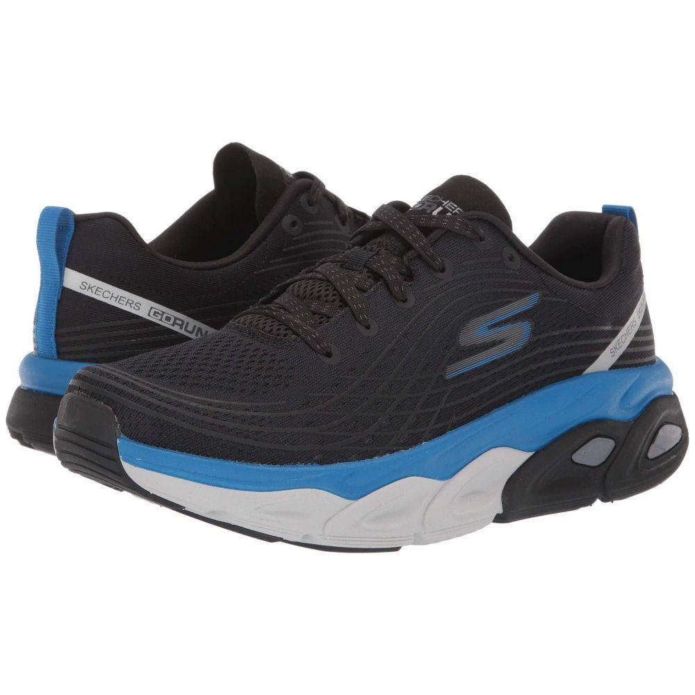 スケッチャーズ SKECHERS メンズ ランニング・ウォーキング シューズ・靴【Max Cushion - 54440】Black/Blue