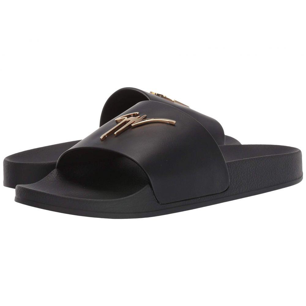 ジュゼッペ ザノッティ Giuseppe Zanotti メンズ サンダル シューズ・靴【RM90068】Velour Nero