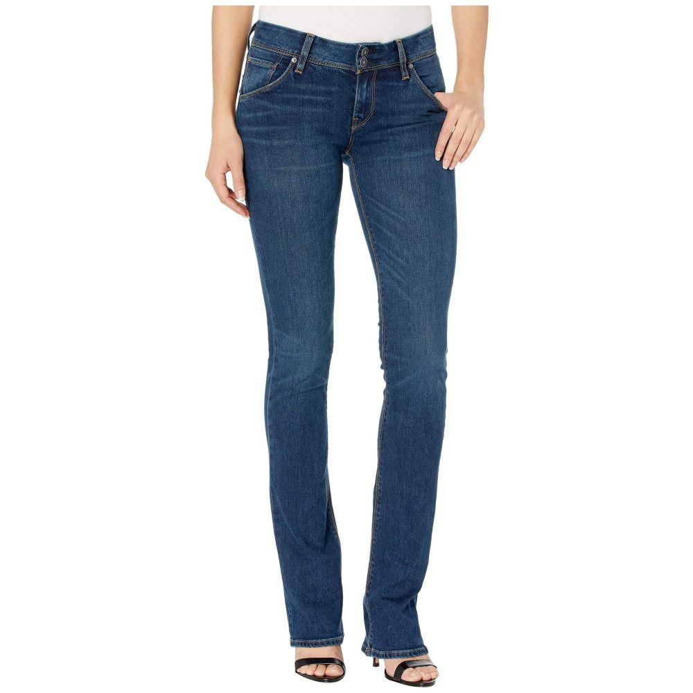 ハドソンジーンズ Hudson Jeans レディース ジーンズ・デニム ボトムス・パンツ【Beth Mid-Rise Baby Boot in Obscurity】Obscurity