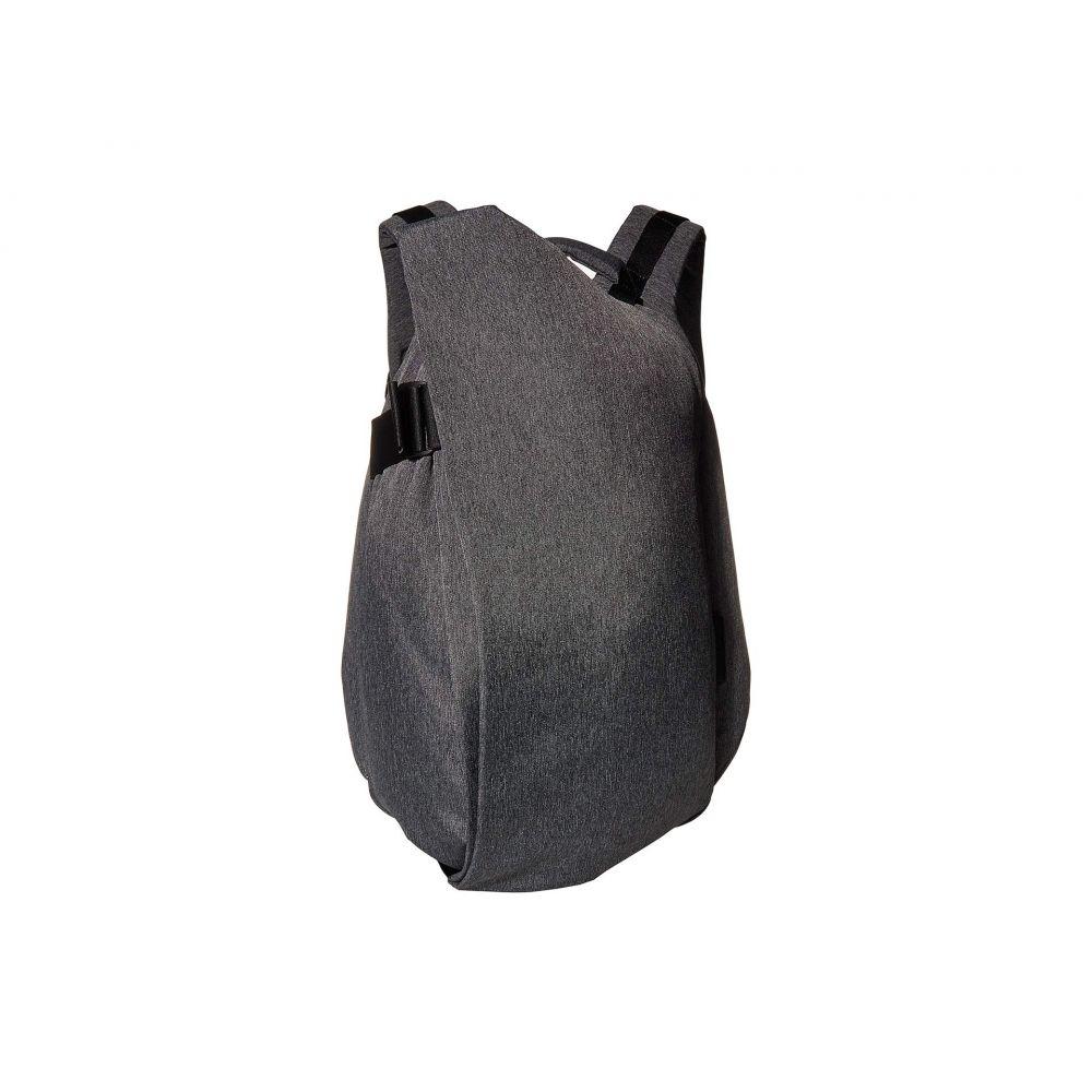 コート エ シエル cote&ciel レディース バックパック・リュック バッグ【Isar Medium Eco Yarn Backpack】Black Melange